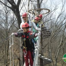 all ages canopy tour